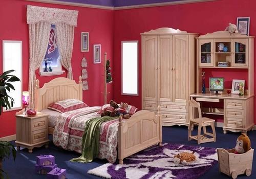 松堡王国儿童家具怎么样