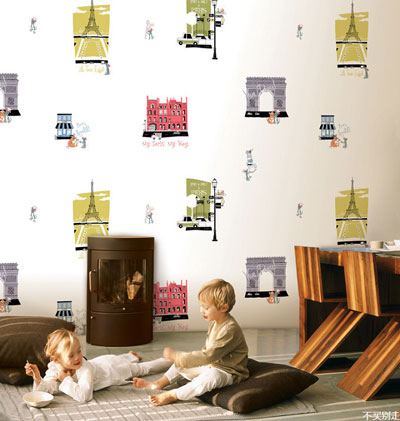 如何选择适合儿童房间的壁纸?