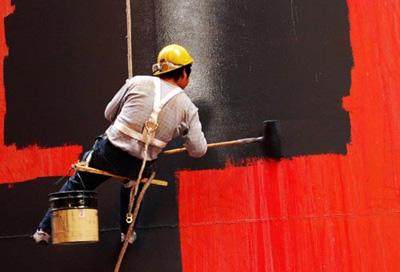 油漆工月薪过万,却没有年轻人从事