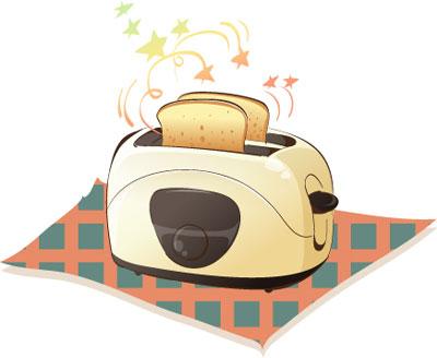 面包机按不同方式可分为哪些功能的用途?