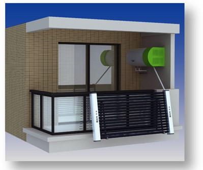 热水器行业创新模式,集成热水器成趋势