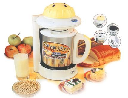 中国十大品牌:教您怎么用豆浆机才合理