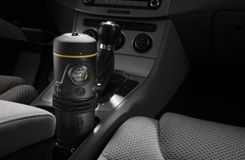 小家电新产品—车载咖啡机