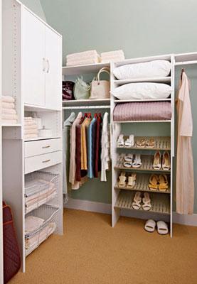 小户型卧室衣柜也可以如此迷人