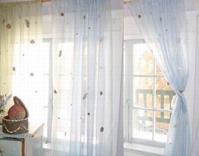 夏季窗帘清凉最重要