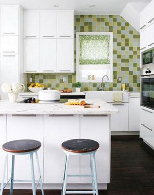 厨卫电器装修知识:厨房装饰风格大全
