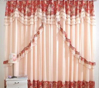卧室窗帘谁最能迷住你的眼?