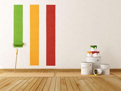 水漆比油漆更健康环保-中国建材家居网
