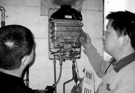 热水器维修 燃气热水器六大常见问题