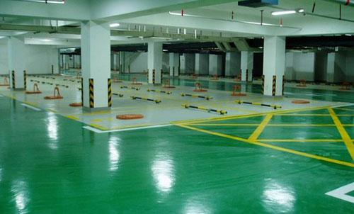 车库地面做环氧地坪漆的好处