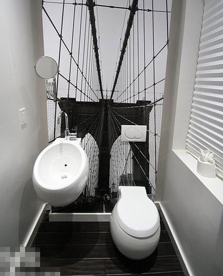 卡姆勒教你攻克狭长型卫浴空间尴尬布局