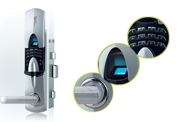2014跨入智能时代 你家还没有装指纹锁吗?