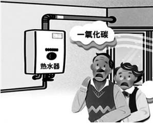 热水器中毒的主要原因