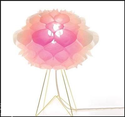 用创意灯具代替奢华灯饰