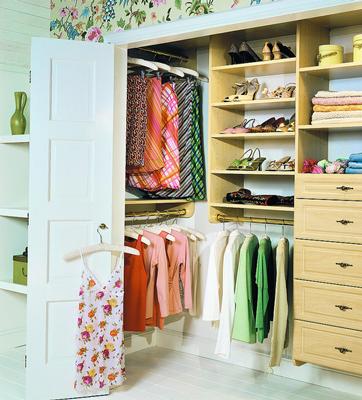衣柜行业完善APP给用户超级享受