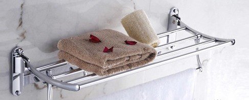 可折叠式浴巾架哪种好?