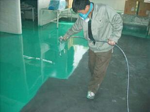 地坪漆怎么刷?小编教你地坪漆施工好方法