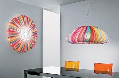 家庭艺术化 灯具成为主角