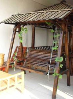 炭化木:绿色建材,环保建材