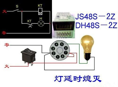 电工常见电路接线图大全-中国建材家居网