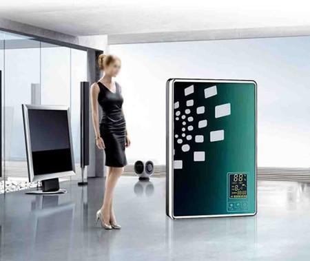 会说话的热水器 开启智能沐浴新体验