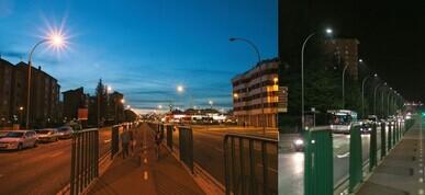 帕伦西亚通过EMC模式应用飞利浦智能互联道路照明