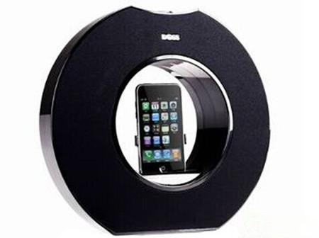 亚马逊特价 DOSS无线遥控苹果音响458元