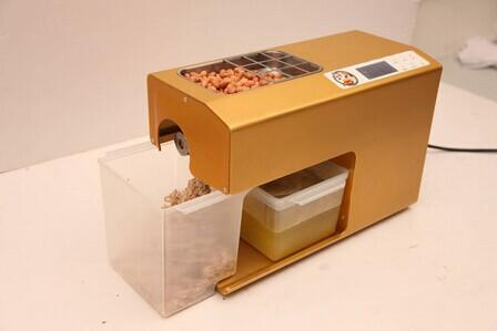 细数金质家用榨油机产品优势