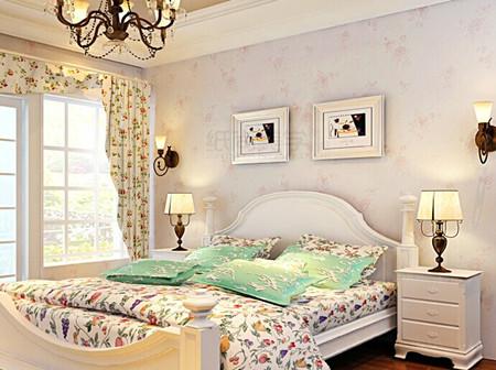 中国建材家居网一周装饰:个性十足的卧室背景墙设计