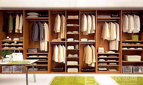衣柜常识:哪种衣柜板材制作衣柜比较好?
