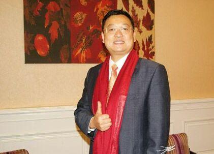诗尼曼家居副总裁黄伟国