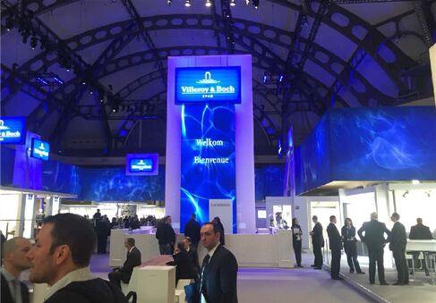 莱博顿淋浴房闪耀世界顶级建材博览会―法兰克福展