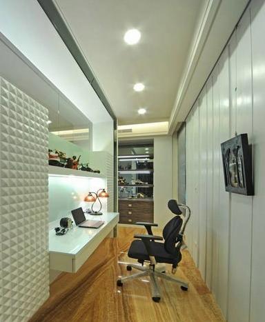 240平混搭装修 卧室衣柜创个性家居环境