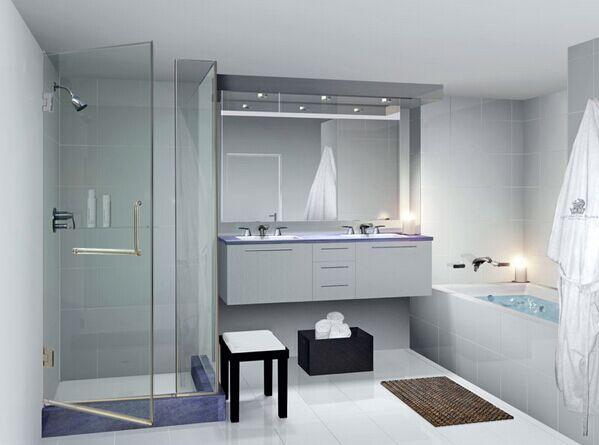 整体淋浴房先考虑尺寸