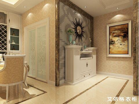 艾依格独特的鞋柜设计,让家更美!