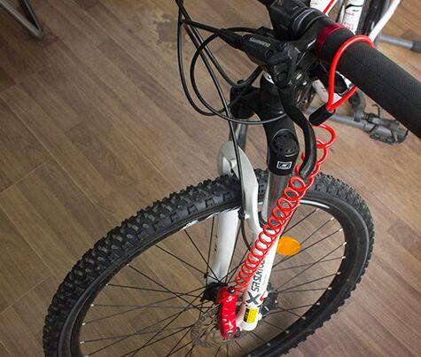 中立山地自行车锁碟刹锁
