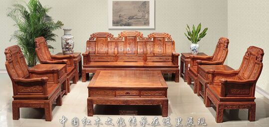 王士丰红木家具品牌巨资登录央视 打造红木家具领导品牌