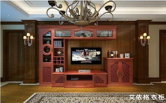 客厅电视背景墙设计材料-----瓷砖:-百变客厅背景墙 就是要玩 坏 你