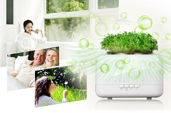 意创生活空气净化器:你的生活 我的空间