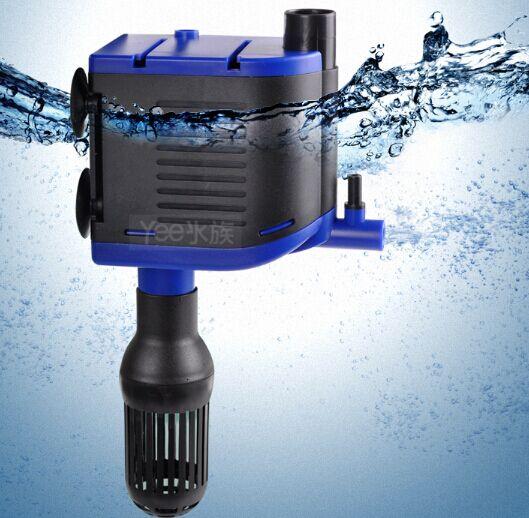 亚峰超静音鱼缸过滤器水族箱缸外过滤桶外置过滤器