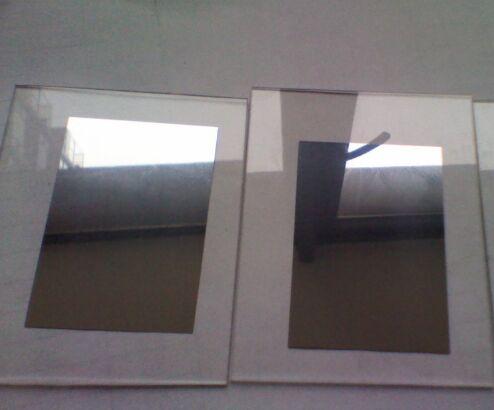 亚克力钢化玻璃镜面银油墨