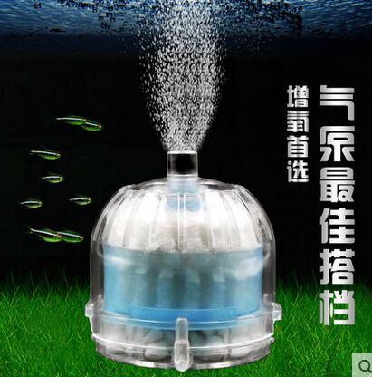 水妖精过滤器生化过滤鱼缸吸便器小缸过滤