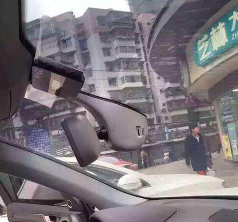 大智专车专用行车记录仪批量装备奥迪新车