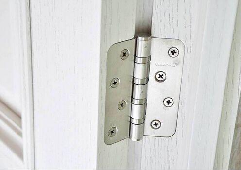 为孩子选一款放心门,华鹤HHX13白色实木复合门