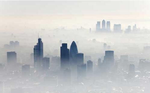 涂料企业走低碳环保道路 为抵抗雾霾天气贡献一份力量