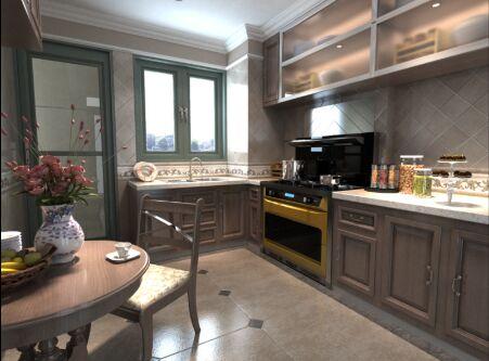 过来人经验:开放式厨房太美丽,大胆装起来!