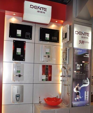 热水器品牌需精准定位品牌形象 稳定核心内涵