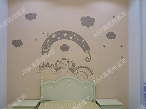 澳霸硅藻泥壁材享受美好家居生活