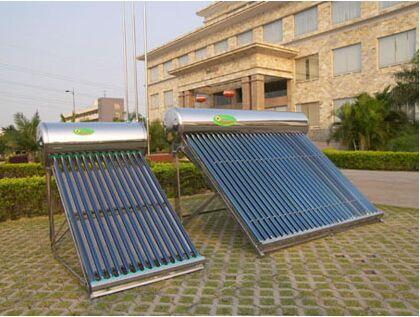 太阳能热水器如何过冬?