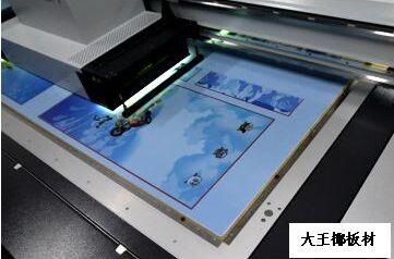 当传统板材与数码影像技术相结合